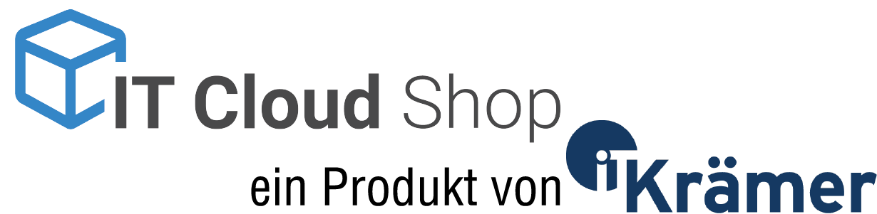 IT Cloud Shop Logo