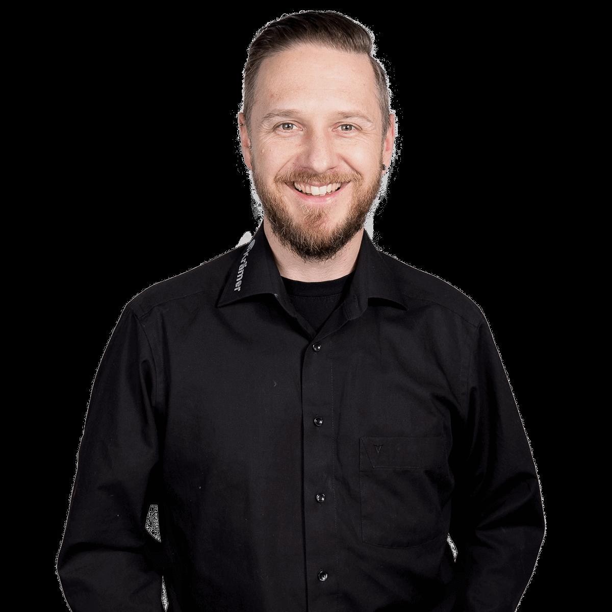 IT Cloud Shop Vertriebsmitarbeiter Stefan Müller