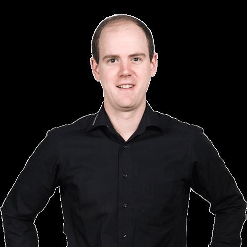 IT Cloud Shop Vertriebsmitarbeiter Kevin Martin